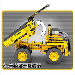 SEMBO Construction Truck