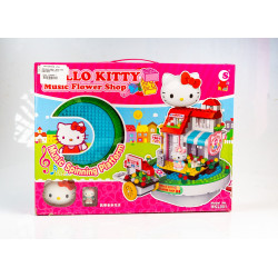 Hello Kitty Building Block