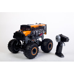RC Monster Truck Bus