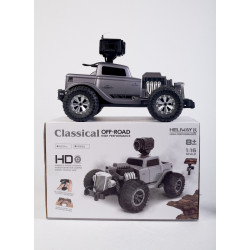 Heliway Camera Offroad RC Car
