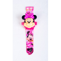 Minnie Mouse Projector Watch