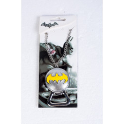 Batman Keychain With Opener
