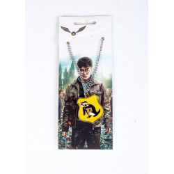 Harry Potter Keychain Yellow