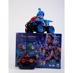 Captain America RC Car