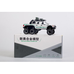 Ford Raptor 6x6 Toy Car