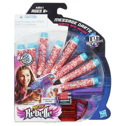 Nerf Rebelle with Pen