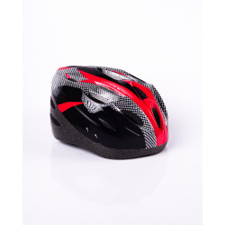 Helmet Red, Black