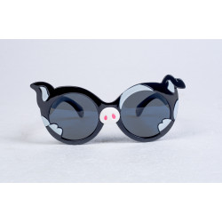 Black Ear Sunglasses