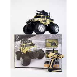 Amphibious Overlord RC