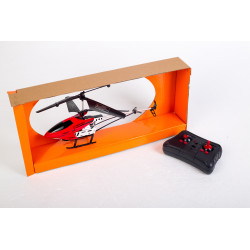 RC Copter Red