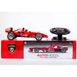 F1 RC Red