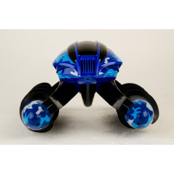 Amphibious Stunt Car Blue