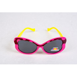 Sunglasses Pink / Yellow
