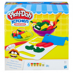 PlayDoh Kitchen Creations