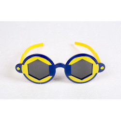 Hexagon Sunglasses Yellow /...