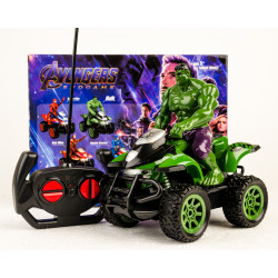 Hulk RC Car