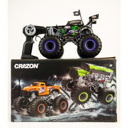 Crazy Skeleton RC Monster...