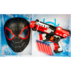 Spiderman Gun and Mask