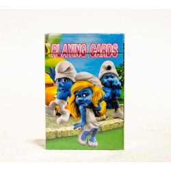 Smurf Playing Cards