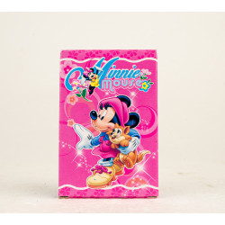 Mickey and Minnie Playing Cards