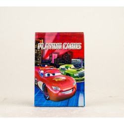 Cars Playing Cards
