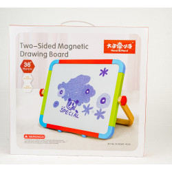 2 Sided Magnetic Drawing Board