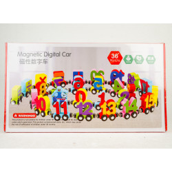 Magnetic Car