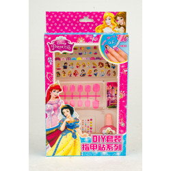 Disney Nail and Glitter Set