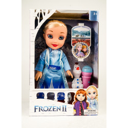 Frozen 2 Elsa Doll