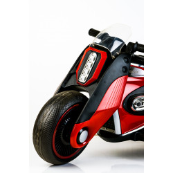 Red/Black Ride on Scooter