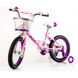 Stitch Pink Bicycle with...