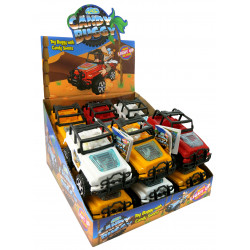 Crazy Candy Factory Buggy &...