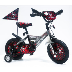 Spiderman Bicycle 14""