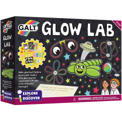 Galt Toys Glow Lab Kit