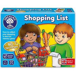 Orchard Toys Shopping List...