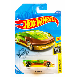 Hot Wheels - El Viento