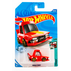 Hot Wheels - Manga Tuner