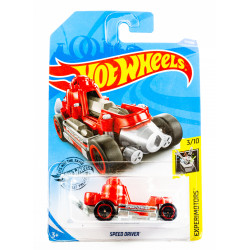 Hot Wheels - Speed Driver