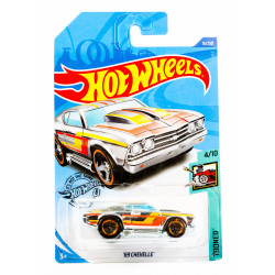 Hot Wheels - 69 Chevelle