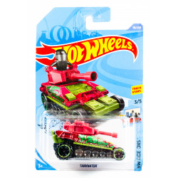 Hot Wheels - Tankinator