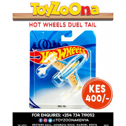 Hot Wheels - Duel Tail
