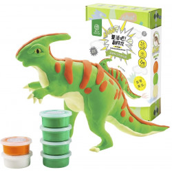 Clay Mould - Dino