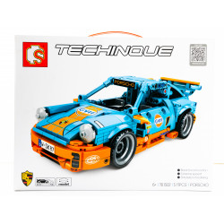 Technique - Porsche