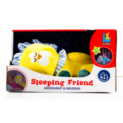Sleeping Friend Night Light