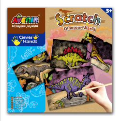 Scratch - Dinosaur World