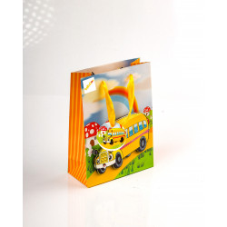 Gift Bag Yellow