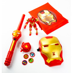 Iron Man Action Figure Set