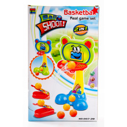 Ball Shoot Basketball Game