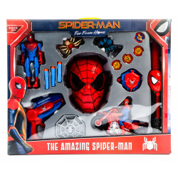 Spiderman Action Hero Set