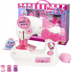 Hello Kitty Magic Sewing...